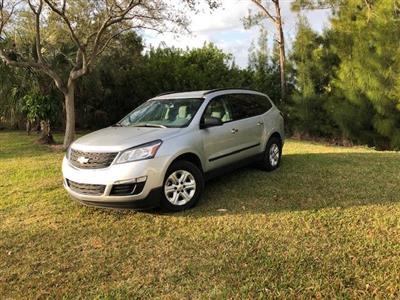 2017 Chevrolet Traverse lease in MIAMI,FL - Swapalease.com