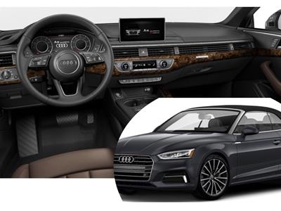 2019 Audi A5 Cabriolet lease in Roslyn ,NY - Swapalease.com