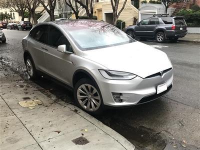 2017 Tesla Model X lease in San Francisco,CA - Swapalease.com