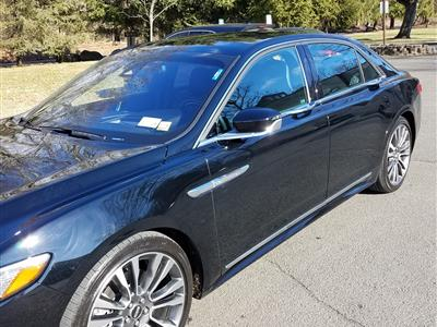 2018 Lincoln Continental lease in SUFFERN,NY - Swapalease.com