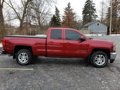 2018 Chevrolet Silverado 1500 lease in Hartland,MI - Swapalease.com