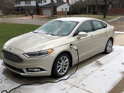 2017 Ford Fusion Energi lease in Clinton Township,MI - Swapalease.com