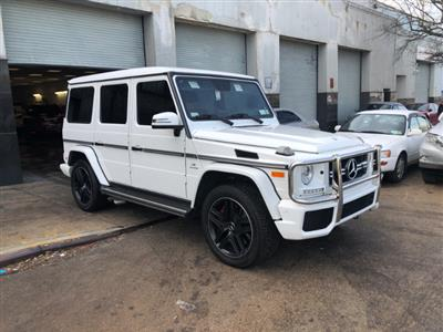 2017 Mercedes-Benz G-Class lease in Staten Island,NY - Swapalease.com