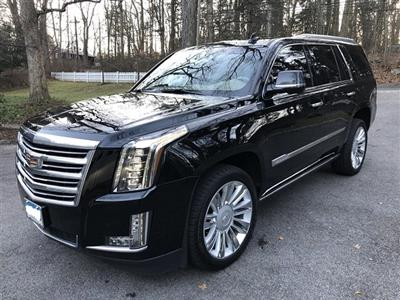 2018 Cadillac Escalade lease in Norwalk,CT - Swapalease.com