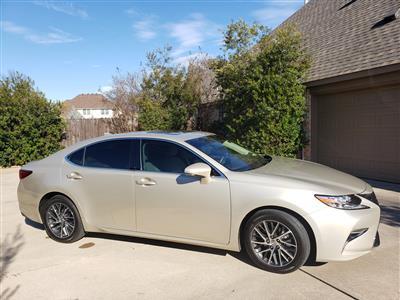 2017 Lexus ES 350 lease in KELLER,TX - Swapalease.com