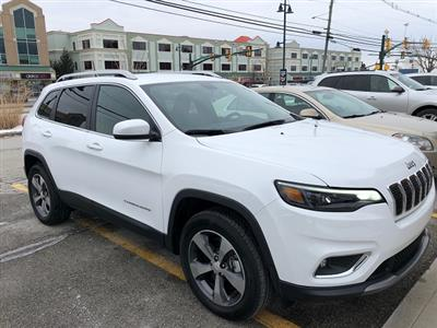 2019 Jeep Cherokee lease in Pittsburgh,PA - Swapalease.com