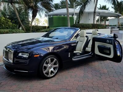 2018 Rolls-Royce Dawn lease in Sunny Isles,FL - Swapalease.com