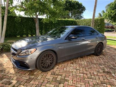 2017 Mercedes-Benz C-Class lease in Delray Beach,FL - Swapalease.com