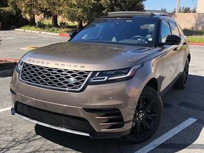 2018 Land Rover Velar lease in San Francisco,CA - Swapalease.com