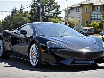 2018 McLaren 570GT lease in San Francisco,CA - Swapalease.com