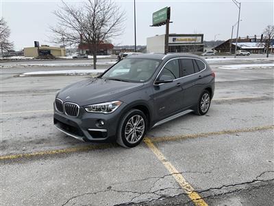 2017 BMW X1 lease in Omaha,NE - Swapalease.com