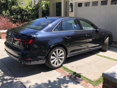 2018 Audi A4 lease in Los Angeles,CA - Swapalease.com