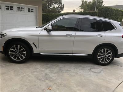 2018 BMW X3 lease in Culver City,CA - Swapalease.com