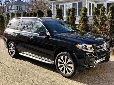 2018 Mercedes-Benz GLS-Class lease in Andover,MA - Swapalease.com