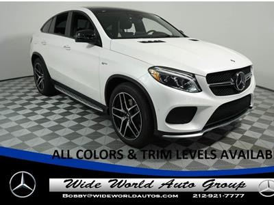 2019 Mercedes-Benz GLE-Class Coupe lease in New York,NY - Swapalease.com