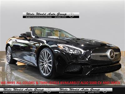 2019 Mercedes-Benz SL Roadster lease in New York,NY - Swapalease.com
