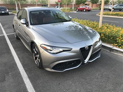 2018 Alfa Romeo Giulia lease in Las Vegas,NV - Swapalease.com