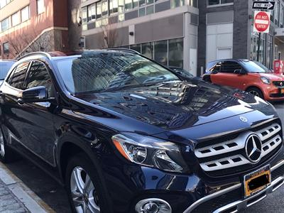 2018 Mercedes-Benz GLA SUV lease in Long Island City,NY - Swapalease.com