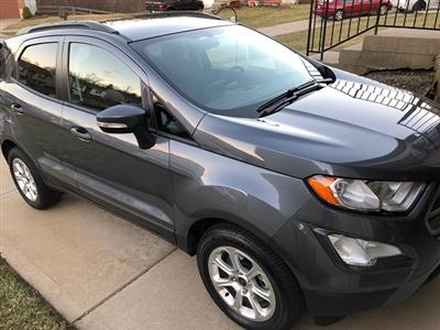 2018 Ford EcoSport lease in Independence,KY - Swapalease.com
