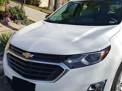2018 Chevrolet Equinox lease in Torrance,CA - Swapalease.com