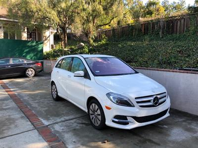2016 Mercedes-Benz B-Class lease in Freemont,CA - Swapalease.com