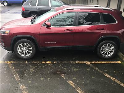 2019 Jeep Cherokee lease in Hillsboro,OR - Swapalease.com