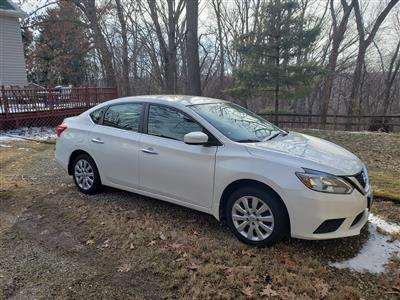 2017 Nissan Sentra lease in Akron,OH - Swapalease.com