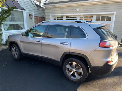 2019 Jeep Cherokee lease in Quogue,NY - Swapalease.com