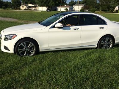 2017 Mercedes-Benz C-Class lease in Wapakoneta,OH - Swapalease.com