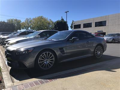 2017 Mercedes-Benz SL Roadster lease in Orange,CA - Swapalease.com