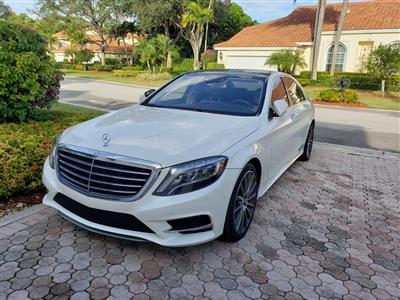 2017 Mercedes-Benz S-Class lease in Boca Rotan,FL - Swapalease.com