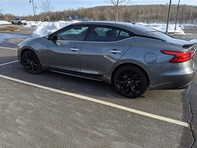 2018 Nissan Maxima lease in South Glastonbury,CT - Swapalease.com