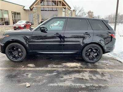 2018 Land Rover Range Rover Sport lease in Lake Forest,IL - Swapalease.com