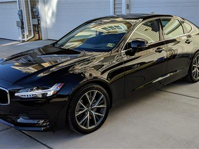 2017 Volvo S90 lease in Sterling,VA - Swapalease.com