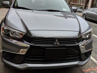 2017 Mitsubishi Outlander Sport lease in Long Island City,NY - Swapalease.com