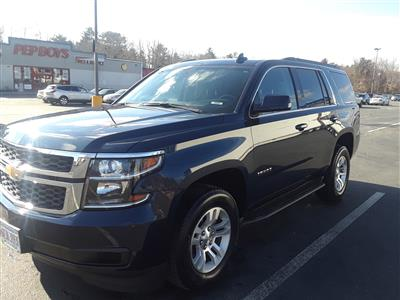 2017 Chevrolet Tahoe lease in Middleborough,MA - Swapalease.com