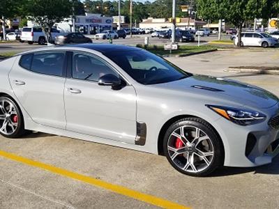 2018 Kia Stinger lease in SPRING,TX - Swapalease.com