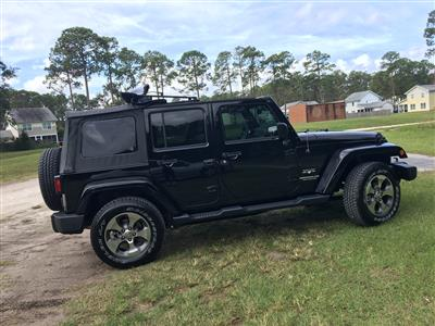 2017 Jeep Wrangler Unlimited lease in St Marys,GA - Swapalease.com