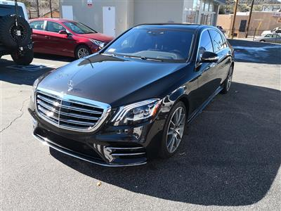 2018 Mercedes-Benz S-Class lease in North Hollywood,CA - Swapalease.com