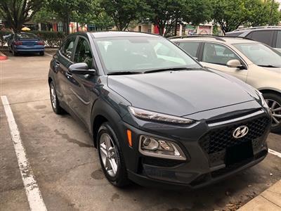 2018 Hyundai Kona lease in Austin,TX - Swapalease.com