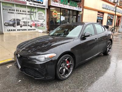 2018 Alfa Romeo Giulia lease in New York,NY - Swapalease.com