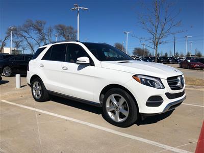 2018 Mercedes-Benz GLE-Class lease in Dallas,TX - Swapalease.com