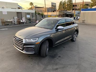 2018 Audi SQ5 lease in Los Angeles,CA - Swapalease.com