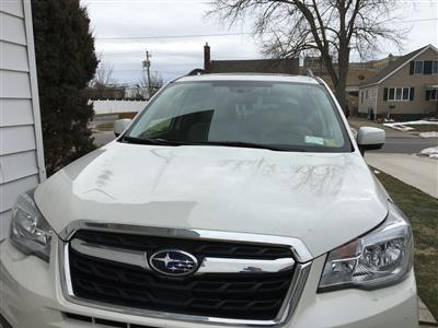 2018 Subaru Forester lease in Kenmore,NY - Swapalease.com