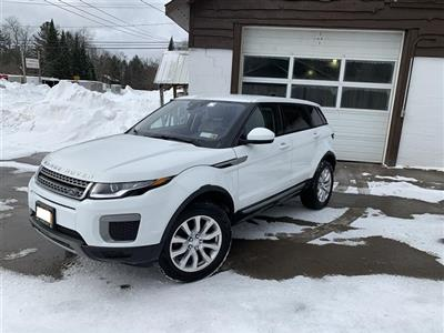 2017 Land Rover Range Rover Evoque lease in Old Forge,NY - Swapalease.com