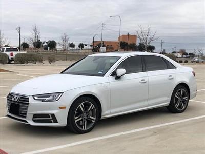 2018 Audi A4 lease in Frisco,TX - Swapalease.com