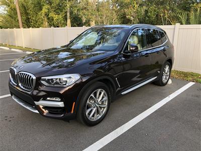 2019 BMW X3 lease in JACKSONVILLE,FL - Swapalease.com