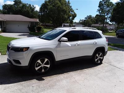 2019 Jeep Cherokee lease in OLDSMAR,FL - Swapalease.com