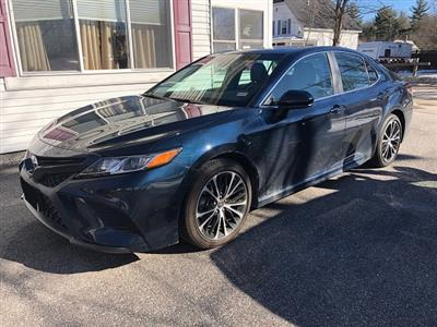 2018 Toyota Camry lease in Raymond,NH - Swapalease.com
