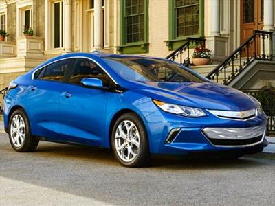 2018 Chevrolet Volt lease in Los Angeles,CA - Swapalease.com